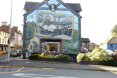 Photo of The Builth Wells Mural