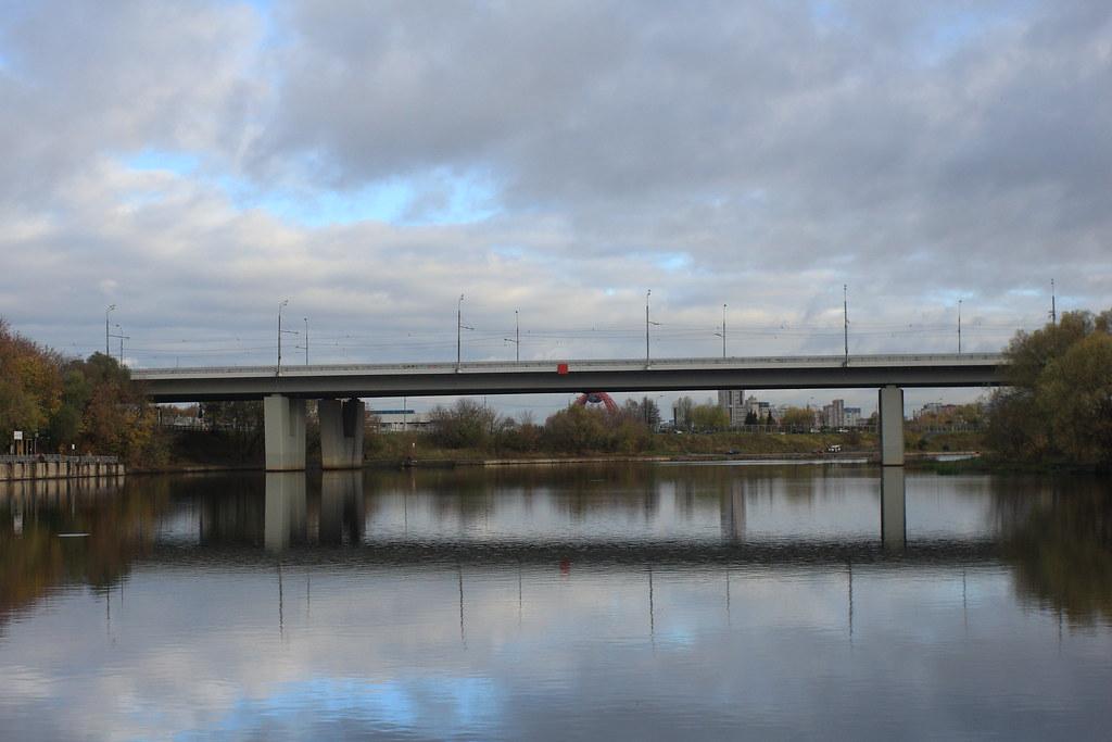 фото: Крылатский мост