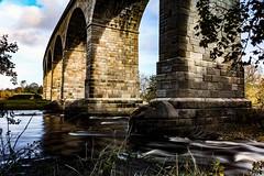 Photo of Arthington Viaduct long exposure