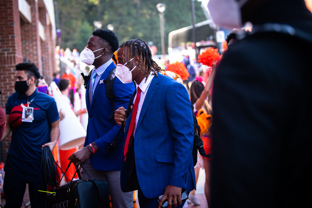 Clemson Photos: Travis  Etienne, 2020, Football, Syracuse