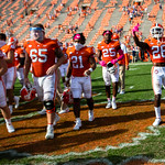 NCAA Football: Syracuse at Clemson