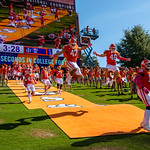 Syracuse at No. 1 Clemson