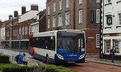Photo of Stagecoach 27837 GX62BWJ Chichester 2 October 2020