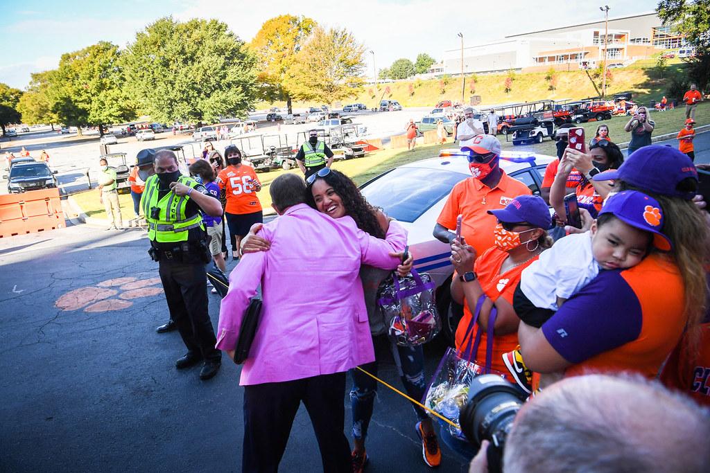 Clemson Photos: Dabo  Swinney, 2020, Football, Syracuse