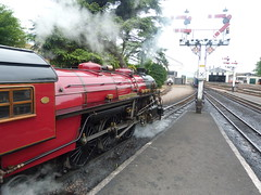 Photo of Romney, Hythe And Dymchurch Railway, Kent