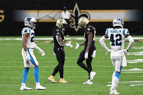 Saints-Panthers 2020 by Parker Waters (34)