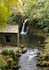 Rydal Beck Waterfall  1