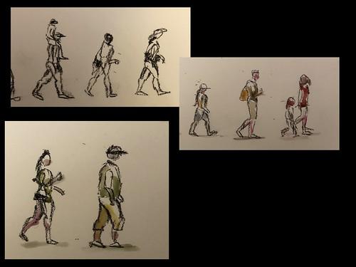 Drawn by Christine