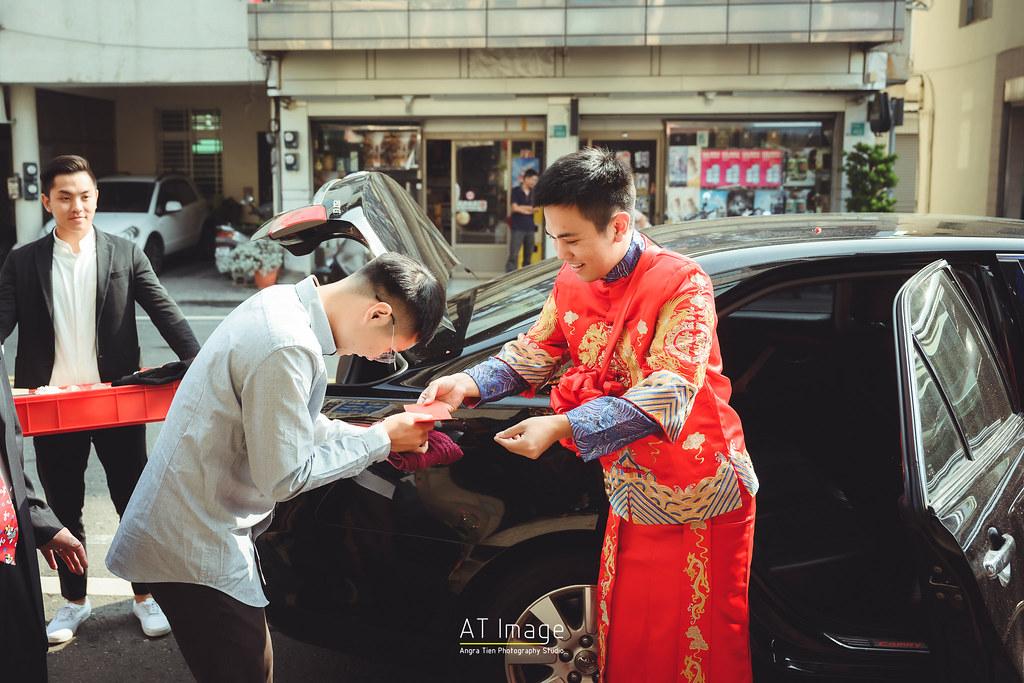 <婚攝> 彥均 & 倍巧 / 台南 濃園滿漢餐廳