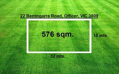 22 Berringarra Road, Officer VIC