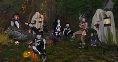 Rosehaven 2020 Trick or Treat