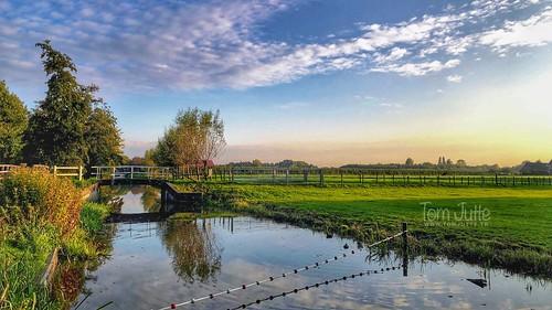 Langbroekerwetering, Odijk, Netherlands - 3807