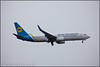 UR-UIC | Boeing 737-8KV(W) | Ukraine International Airlines