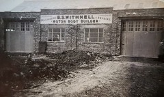 Photo of E..S. Withnell, Motor Body Builders, Shotton, Flintshire.
