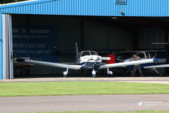 Photo of N419SW Piper PA-32-300 Seneca, Cotswold Airport, Kemble, Gloucestershire