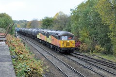 Photo of 56302 and 56094 Taylor St Blackburn 26-10-20.