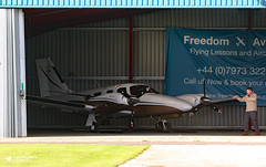 Photo of G-ULAG Piper PA-34-220T Seneca V, Cotswold Airport, Kemble, Gloucestershire