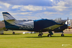 Photo of 2-BEST Rockwell Commander 114B, Cotswold Airport, Kemble, Gloucestershire