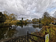 Photo of The Lake, Bletchley Park