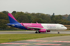 Photo of HA-LWS Airbus A320-232 Wizzair