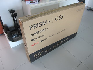 PRISM+ Q55 TV