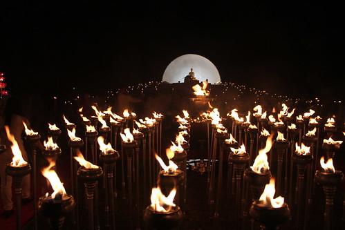 Et Bouddha parla