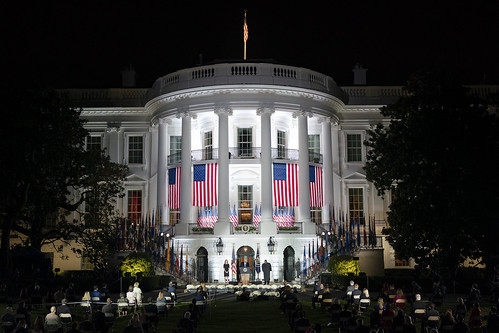 The Swearing-in Ceremony of the Honorabl by The White House, on Flickr