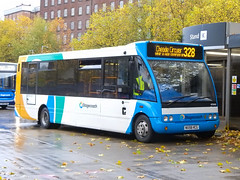 Photo of Stagecoach Manchester Optare Solo 47649 MX58 HCG