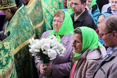 27/10/2020 - Архиерейское богослужение в день памяти преподобной Параскевы Сербской