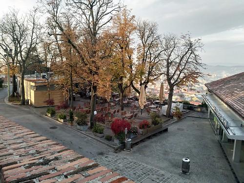 Gastgarten am Schlossberg