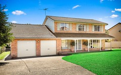 12 Radiata Avenue, Baulkham Hills NSW