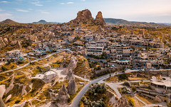 Uchisar-Castle-Turkey-mavic-0310