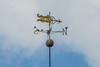 Weathervane on St Michael and All Angels Church Middlewich, High Town Middlwich CW10 9AN