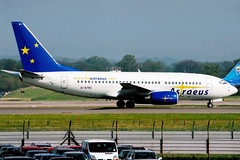 Photo of Astraeus Airlines | Boeing 737-700 | G-STRC | London Gatwick