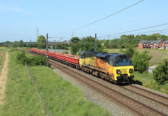 Photo of 70817, Alsager, 29 May 2020