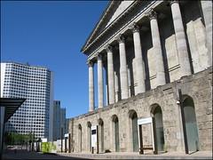 Photo of Birmingham Town Hall tram stop, Birmingham city centre