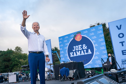 Drive-In Rally at Cellairis Amphitheatre by Biden For President, on Flickr