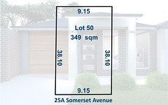 Lot 50/25A Somerset Avenue, Redwood Park SA