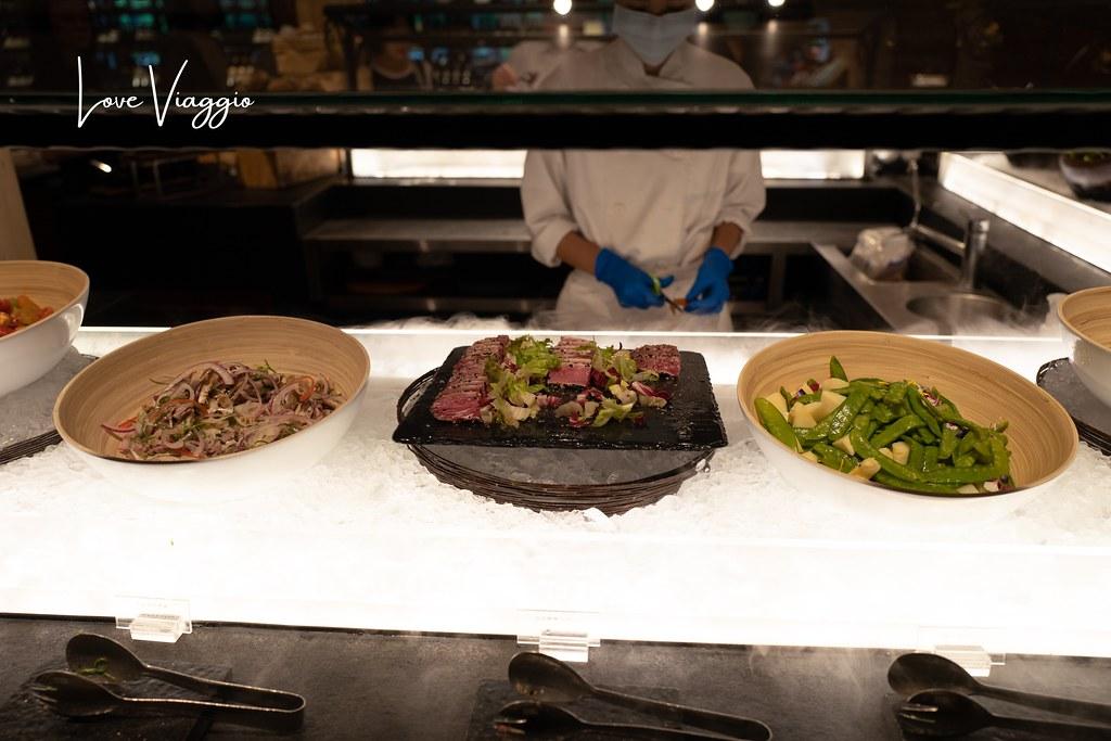 【台南 Tainan】晶英酒店ROBIN'S 牛排館 Buffet加套餐 慶生約會的高級餐廳 @薇樂莉 Love Viaggio | 旅行.生活.攝影