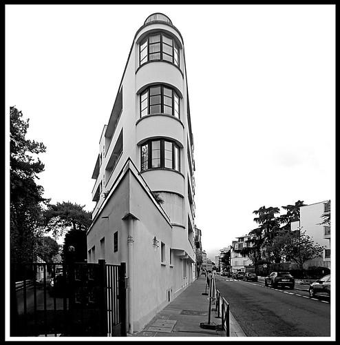 Immeuble Ternisien [1934-36]- 5 rue Denfert-rochereau, Boulogne-Billancourt