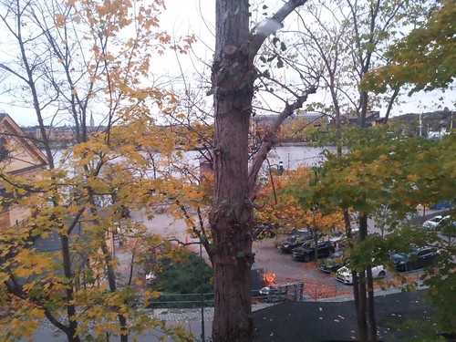 View from Moderna Museet, Stockholm