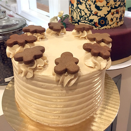 Gingerbread Caramel Gourmet Cake copy