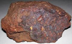 Hematite-rich iron ore (Precambrian; Pioneer Mine, Ely, Minnesota, USA) 3