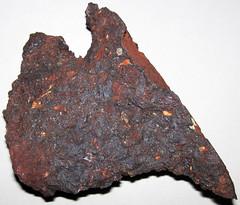Hematite-rich iron ore (Precambrian; Pioneer Mine, Ely, Minnesota, USA) 4