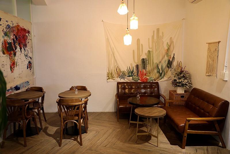 板橋江子翠W2 Cafe不限時咖啡廳網友下午茶餐廳219