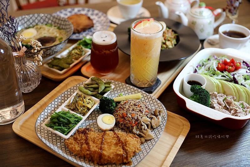 板橋江子翠W2 Cafe不限時咖啡廳網友下午茶餐廳122