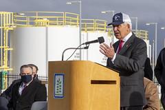 NTMWD Board President Larry Parks