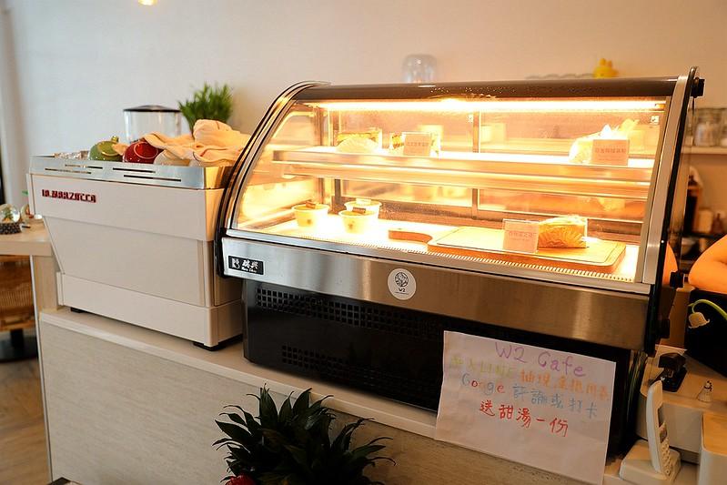 板橋江子翠W2 Cafe不限時咖啡廳網友下午茶餐廳005