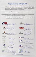 NTMWD Ceremonial Proclamation
