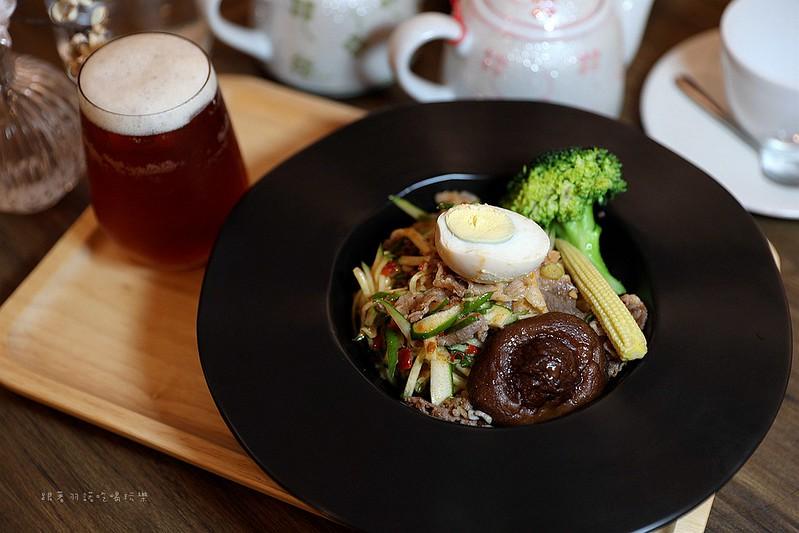 板橋江子翠W2 Cafe不限時咖啡廳網友下午茶餐廳032